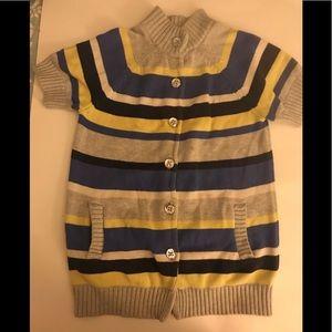 Gymboree Striped Dress-Shirt